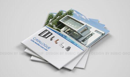 Catalogue cửa nhôm cao cấp