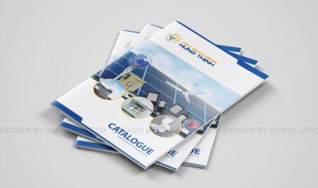 Catalogue điện mặt trời Hưng Thịnh