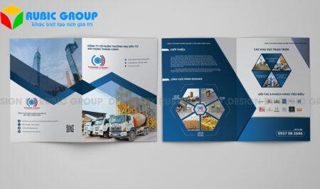 200+ mẫu thiết kế brochure đẹp thu hút khách hàng
