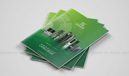Catalogue khóa cửa thông minh Ticklock
