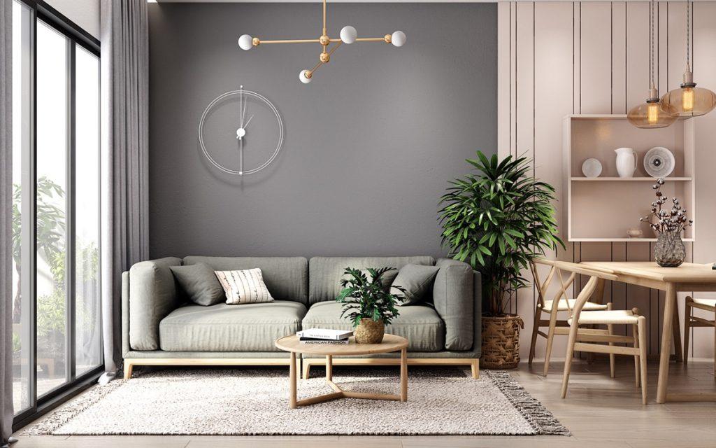 mẫu thiết kế nội thất chung cư 2