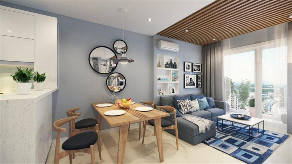 mẫu thiết kế nội thất chung cư 4