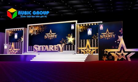 Thiết kế backdrop sự kiện độc đáo chuyên nghiệp giá rẻ