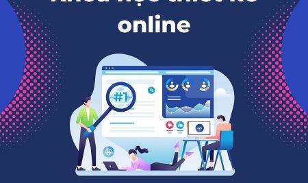 Khóa học thiết kế online chất lượng, giá rẻ cho người mới bắt đầu