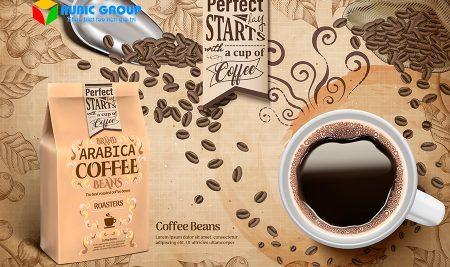 Cập nhật xu hướng thiết kế bao bì cà phê hiện đại2021